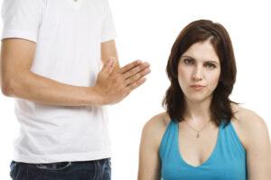 silence radio après harcèlement