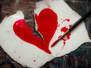 Envie de mourir après un chagrin d'amour