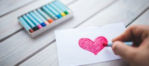 Un message d'amour pour un couple en crise
