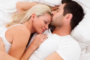dort avec un ex qui a une petite amie