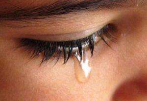 rêver de son ex qui pleure