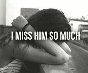 mon copain me manque tellement