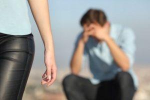 Mon ex s'en fout de moi