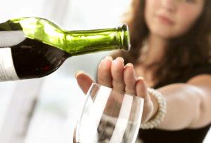 Faire attention à ce que mon ex ne boit pas trop