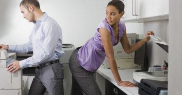travailler avec son ex