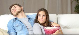 routine dans un jeune couple