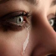 j'ai pleuré devant mon ex