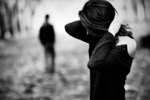 Discuter de la séparation avec un ex